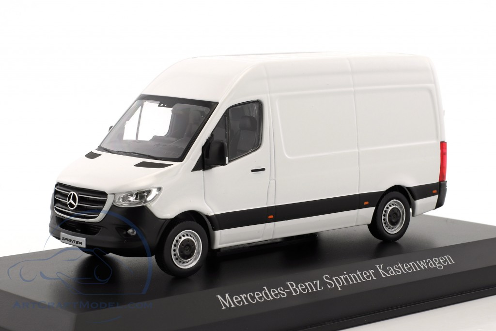 mercedes benz sprinter panel van artic white b66004160. Black Bedroom Furniture Sets. Home Design Ideas