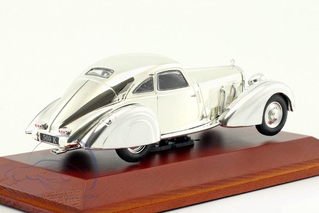 Mercedes Benz 500K Baujahr 1935 chrome