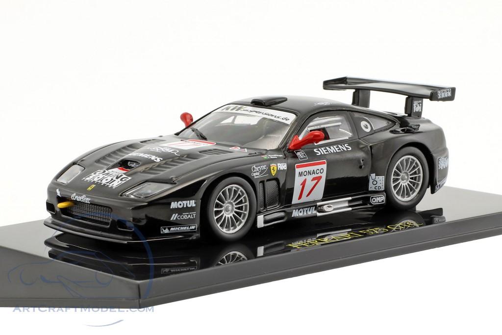 Ferrari 575 Gtc Gt Donington 2004 17 Wendlinger Melo With Showcase