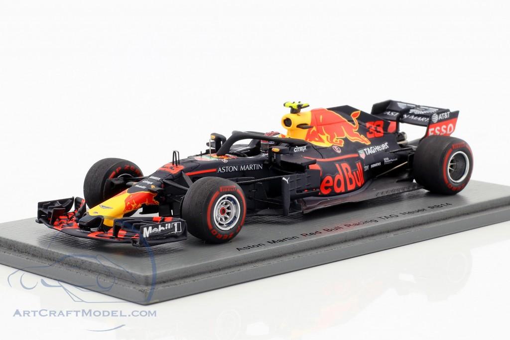 9b65dc6b8ba Max Verstappen Red Bull RB14  33 6th Australian GP formula 1 2018 - S6059