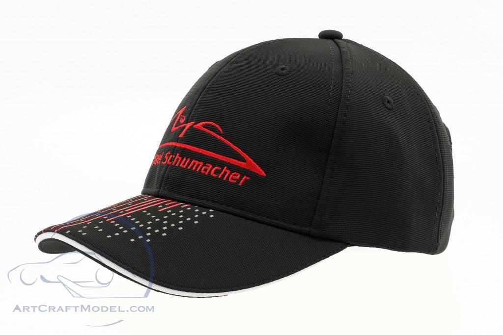 Michael Schumacher Cap Speedline schwarz