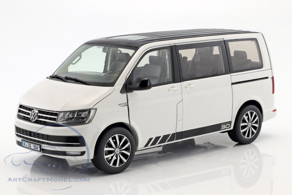 volkswagen vw t6 multivan edition 30 white lx95420040. Black Bedroom Furniture Sets. Home Design Ideas