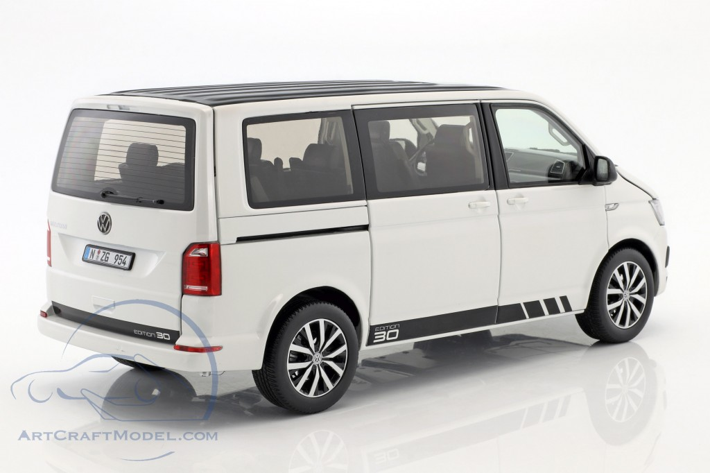 volkswagen vw t6 multivan edition 30 white lx95420040. Black Bedroom Furniture Sets. Home Design Ideas