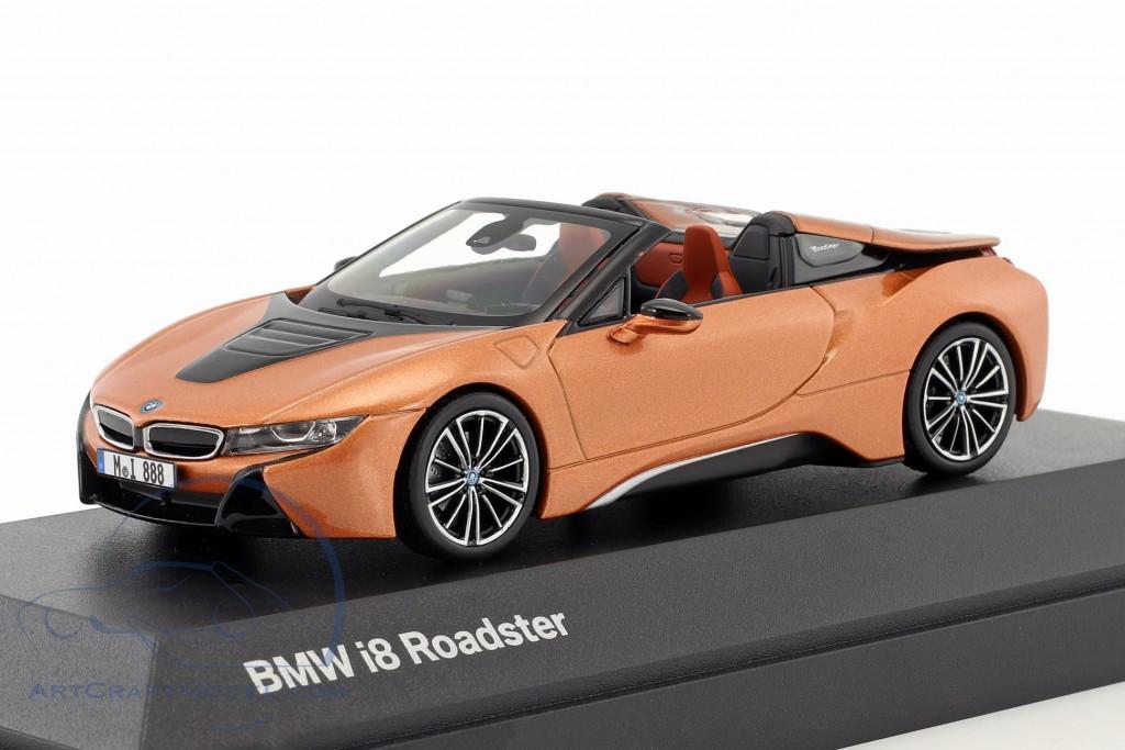 Bmw I8 Roadster Year 2018 Copper Metallic Black 80422454785 Ean