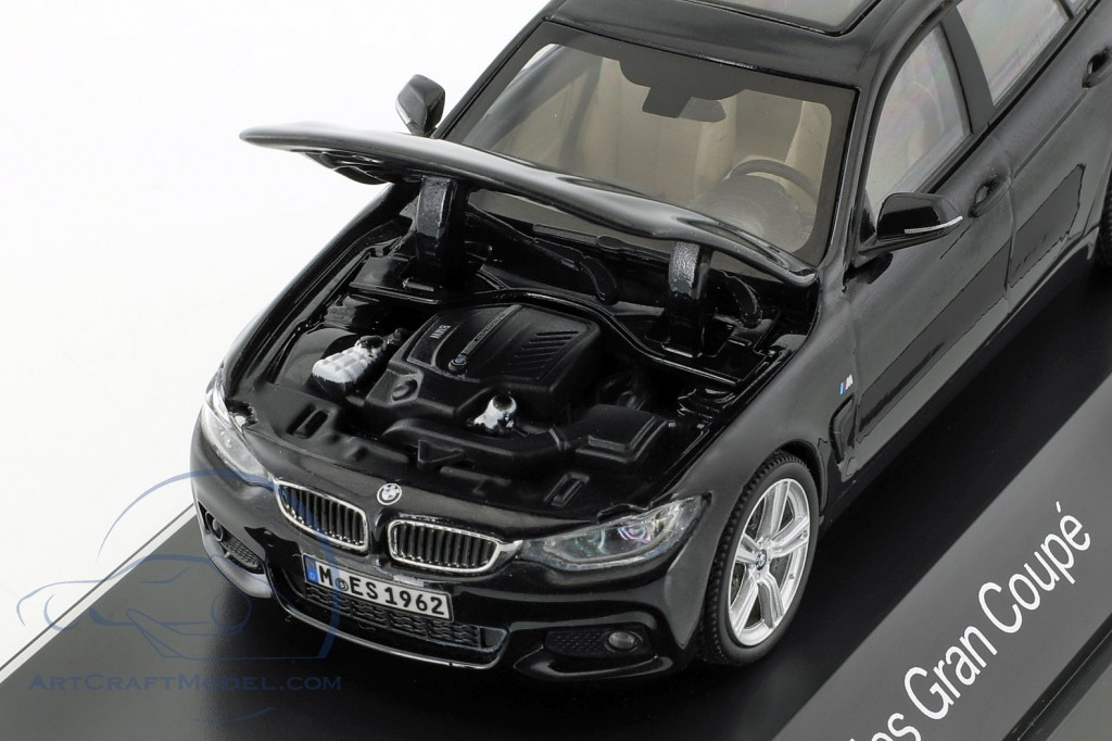 BMW 4er 4 Series (F36) Gran Coupe black
