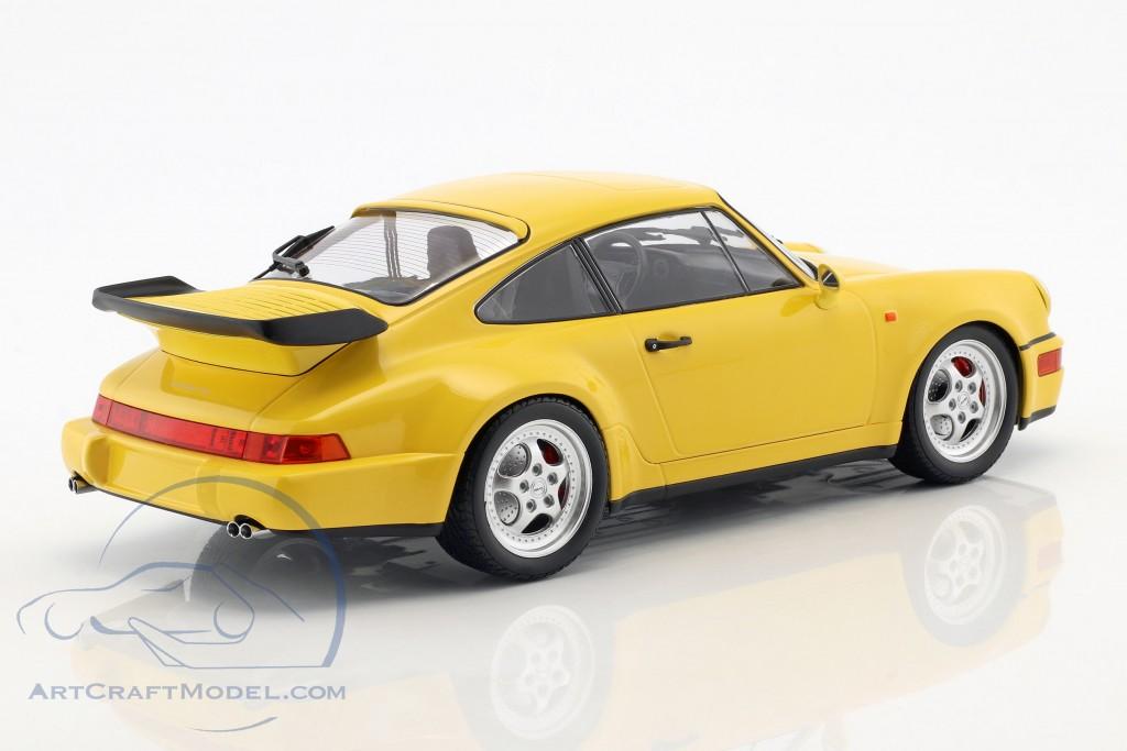 PORSCHE 911 TURBO MINICHAMPS 1//18 964 - 1990-155069100