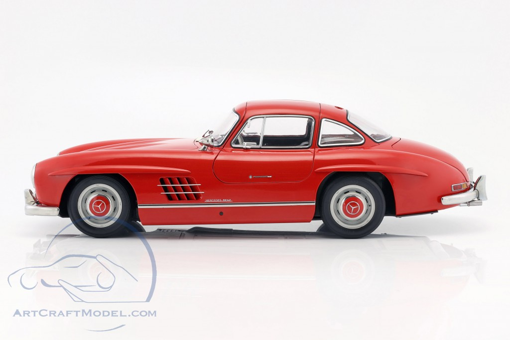 Mercedes-Benz 300 SL Gullwing (W 198) Baujahr 1954 rot
