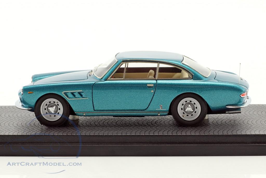 Ferrari 330 GT 2+2 S/N 7161 GT Personal Car Enzo Ferrari Baujahr 1965 blau metallic  BBR