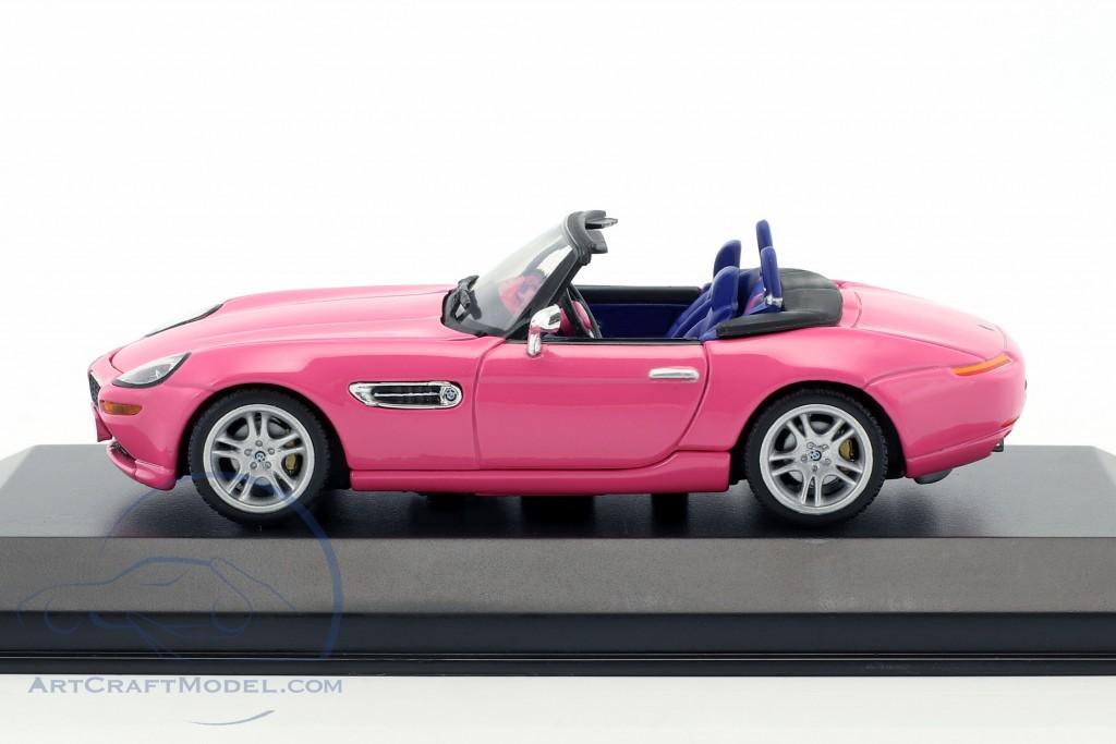BMW Z8 pink   / Falsche Umverpackung