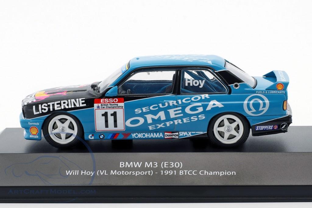 4-Car Set BTCC Champions Will Hoy, Frank Gardner, Alain Menu, Bill McGovern