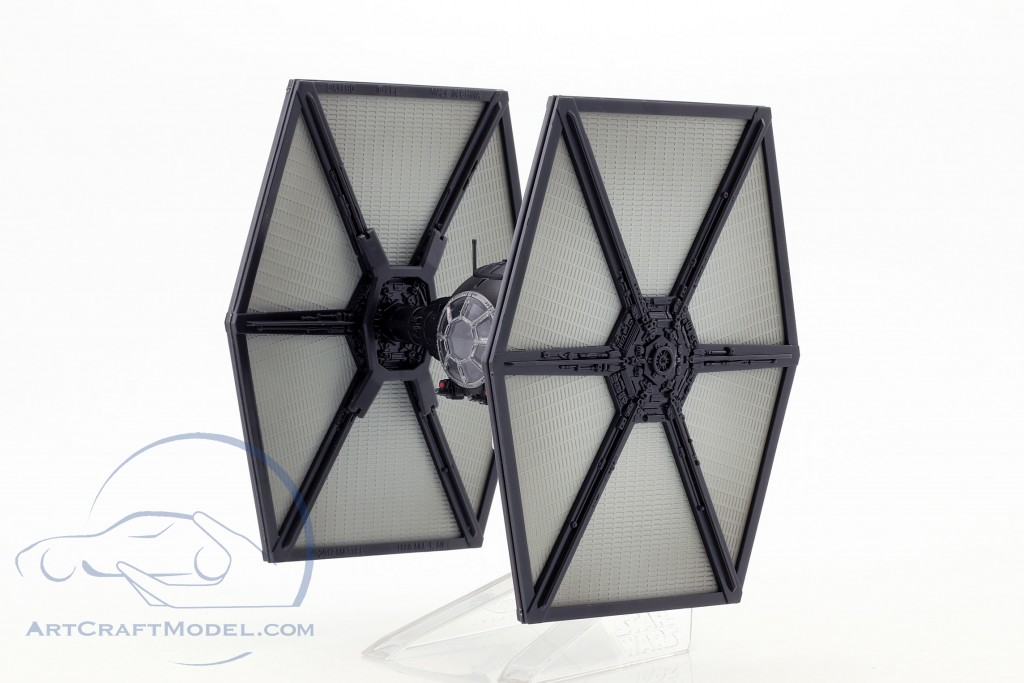 TIE Fighter Starship Star Wars VII - The Force Awakens (2015) schwarz