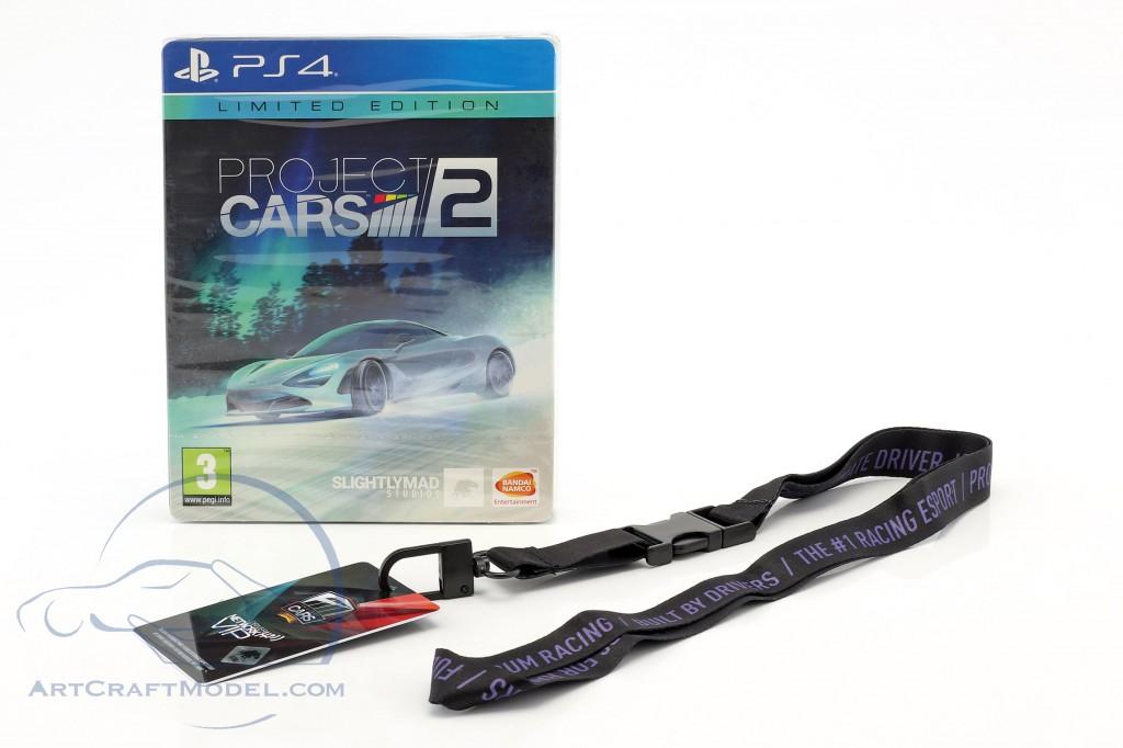 McLaren 720S   Ultra Edition Project Cars 2 inklusive PS4-Spiel und weiterem Zubehör