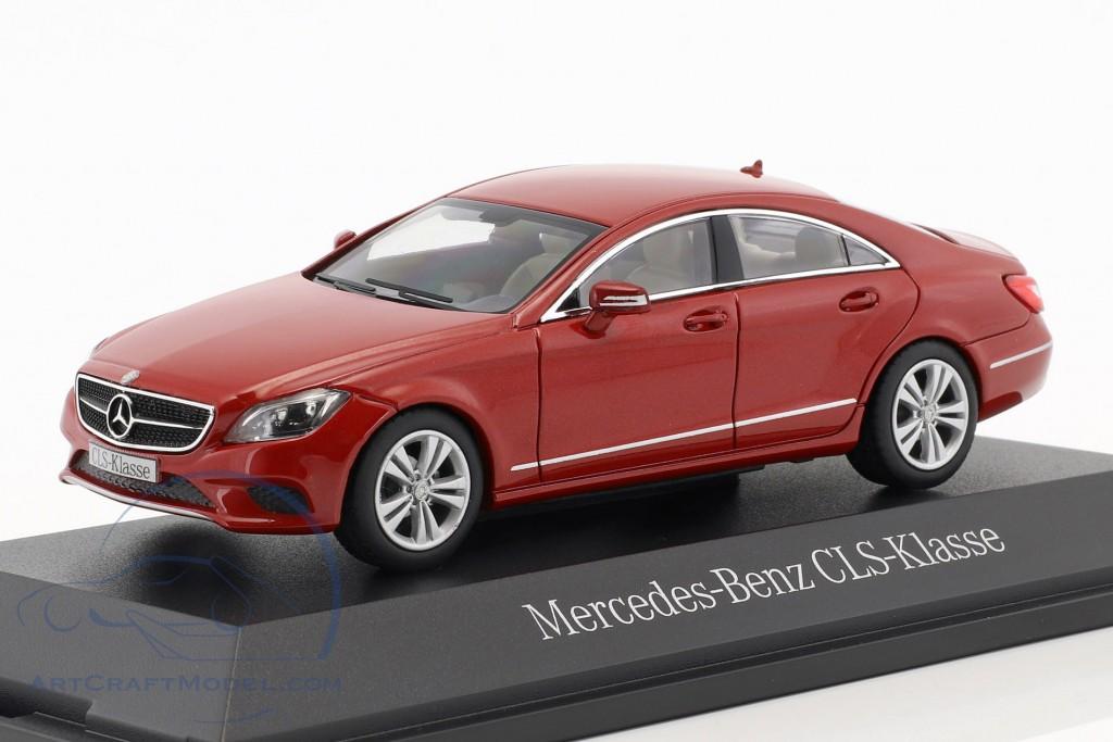 Mercedes-Benz CLS-Class (C218) hyazinth red metallic
