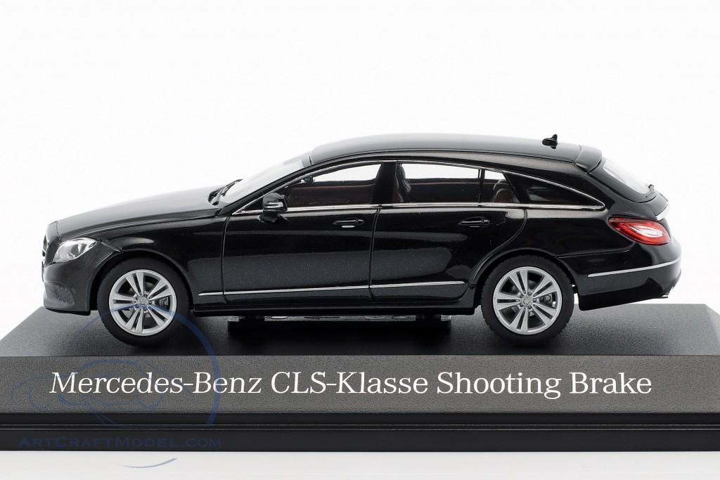 Mercedes-Benz CLS-Class Shooting Brake (X218) obsidian black