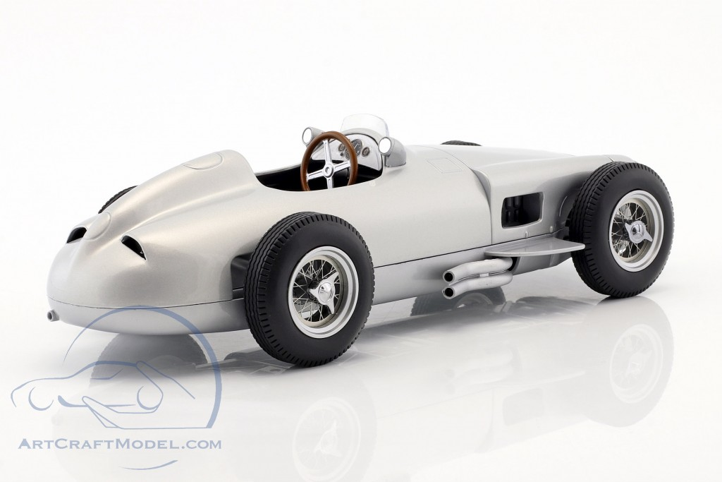 Mercedes-Benz W196 Plain Body Edition Formel 1 1954/1955