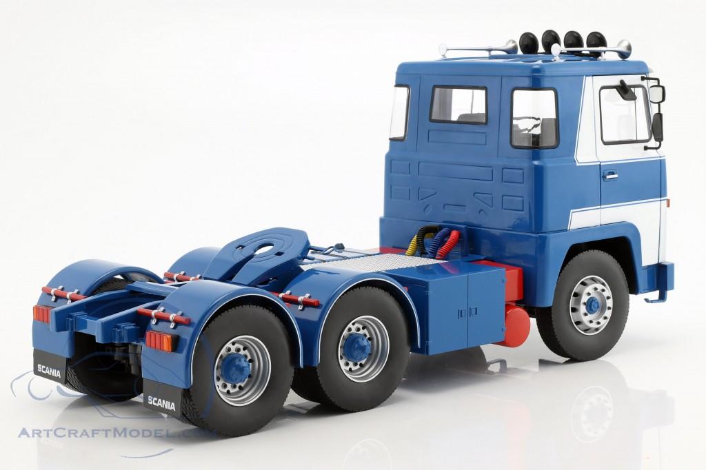 1:18 Road Kings Scania LBT 141 1976 blue//white