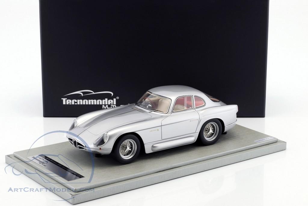Alfa Romeo 2000 Sportiva by Bertone Baujahr 1954 silber metallic