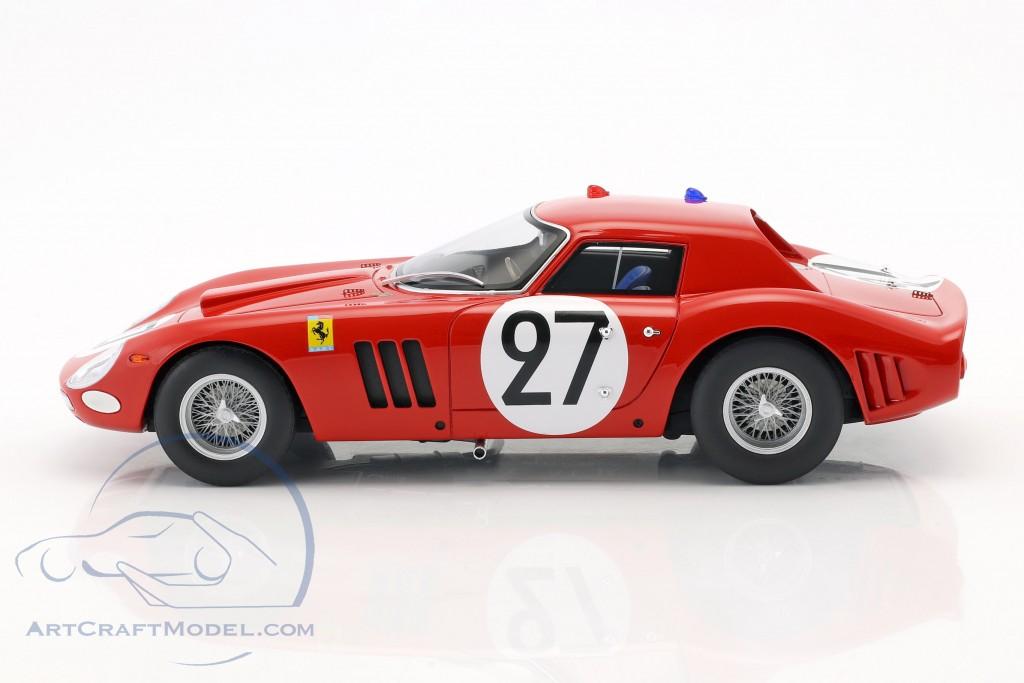 Ferrari 250 Gto 64 27 9th 24h Lemans 1964 Tavano Grossmann Cmr077 Ean 635131636905