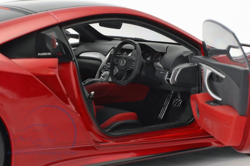 Honda NSX (NC1) Baujahr 2016 rot metallic