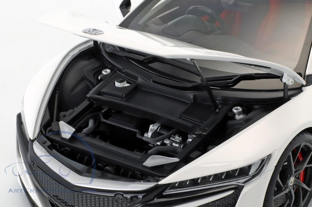 Honda NSX (NC1) Baujahr 2016 weiß