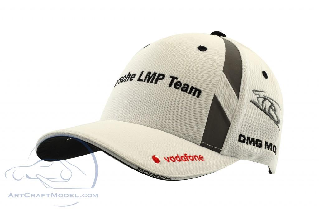 Porsche LMP Team Cap #2 Timo Bernhard Winner 24h LeMans 2017 weiß