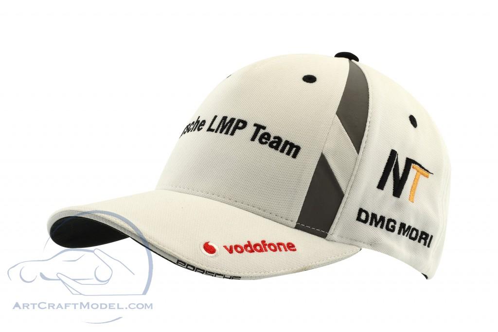 Porsche LMP Team Cap #1 Nick Tandy 24h LeMans 2017 weiß