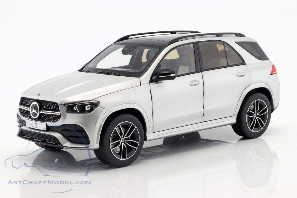 Original Mercedes-Benz gle iridiumsilber 1:18