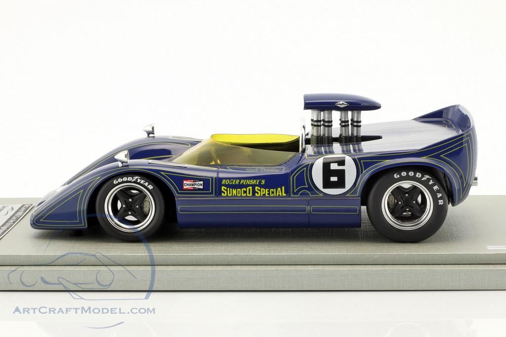 McLaren M6B #6 Winner Bridgehampton GP Can-Am Series 1968 Mark Donohue