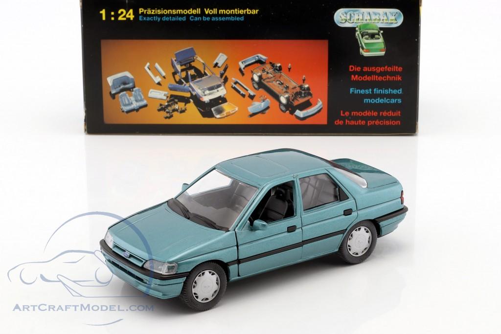 Ford Orion LHD blaugrün metallic