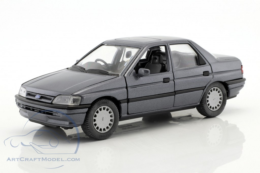 Ford Orion RHD graublau metallic