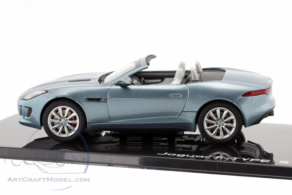 Jaguar F-Type V8-S Cabriolet Baujahr 2013 satellit grau