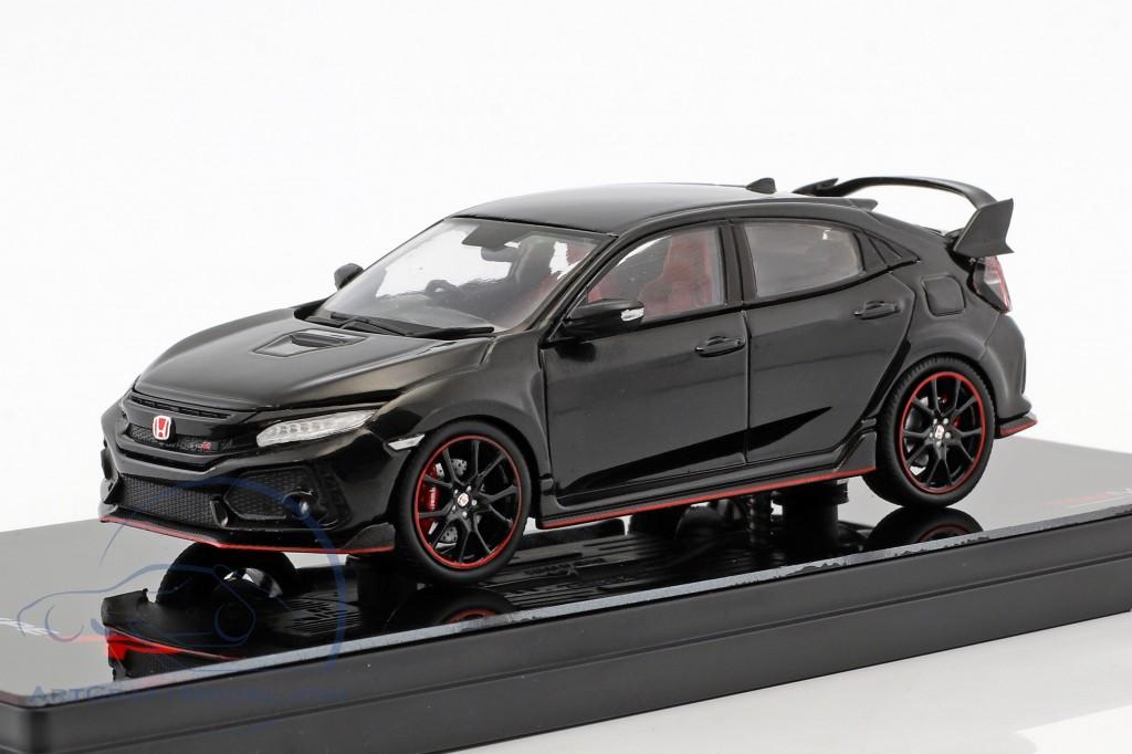 Honda Civic Typ R RHD Baujahr 2017 crystal black pearl