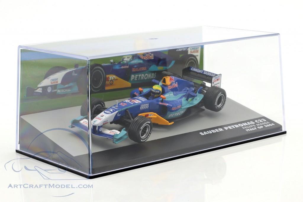Felipe Massa Sauber C23 #12 Italien GP Formel 1 2004