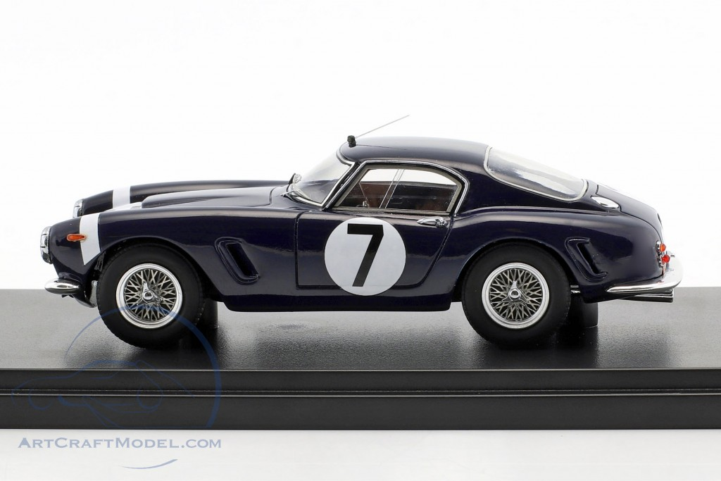 Ferrari 250 GT Passo Corto #7 Winner RAC Tourist Trophy 1960 Stirling Moss