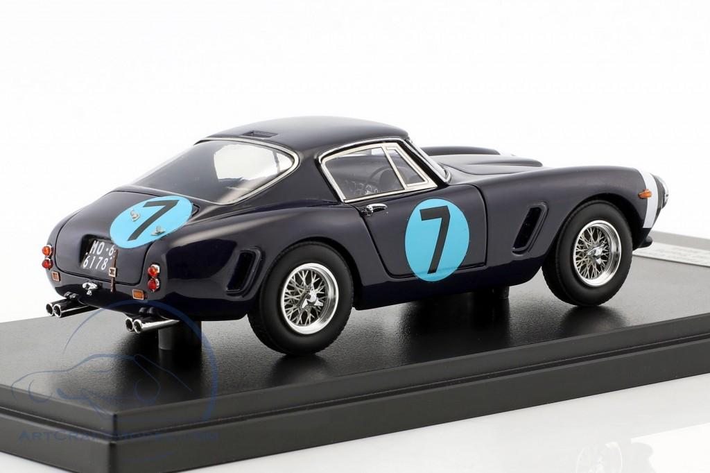 Ferrari 250 GT Passo Corto #7 Winner RAC Tourist Trophy 1961 Stirling Moss