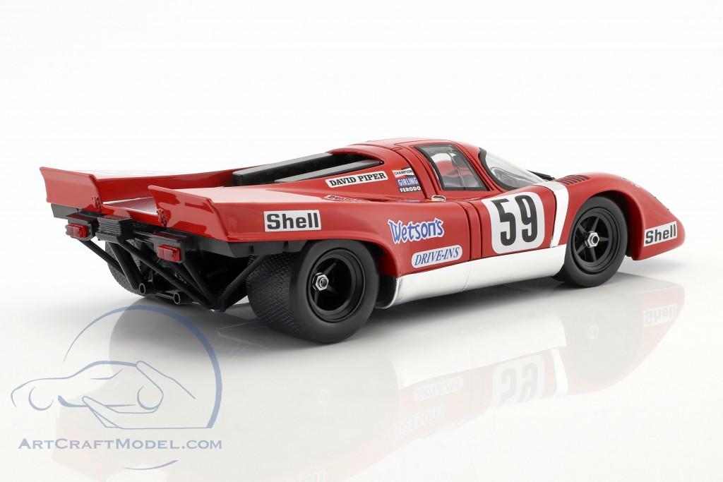 Porsche 917k-GP MAGNY COURS 1970 Norev 1//18