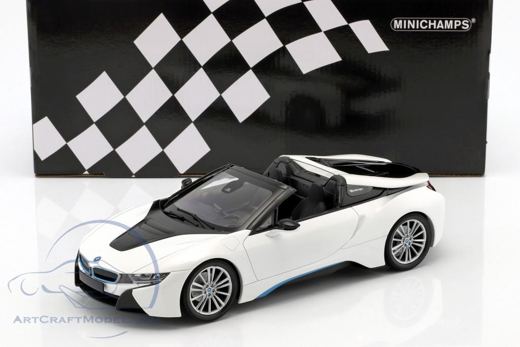 Bmw I8 Roadster I15 Year 2018 White Metallic 155027031 Ean 4012138159136