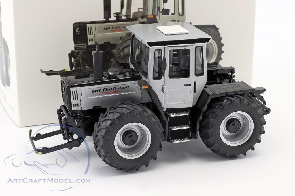 mercedes benz trac 1800 intercooler traktor silber. Black Bedroom Furniture Sets. Home Design Ideas