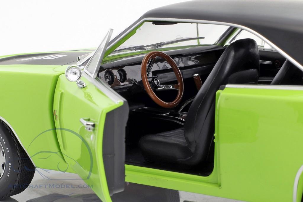 Dodge Charger R/T SE Baujahr 1970 sublime grün