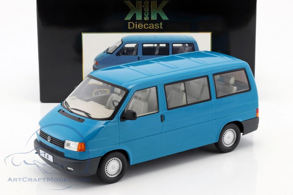 Volkswagen VW T4 Bus Caravelle Baujahr 1992 türkis