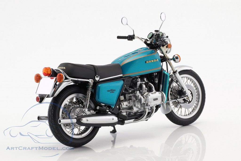 Honda Goldwing GL 1000 K0 Baujahr 1975 türkis metallic