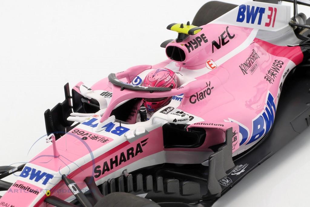 Esteban Ocon Force India VJM11 #31 Formel 1 2018