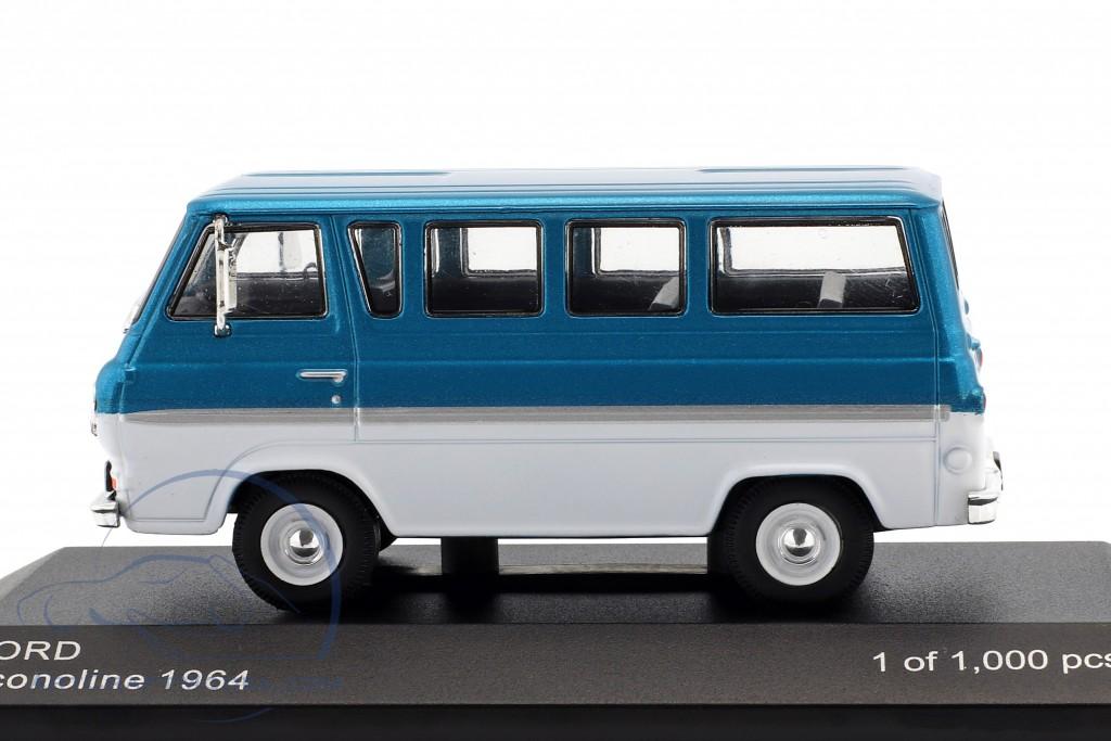Ford Econoline Baujahr 1964 türkis metallic / weiß