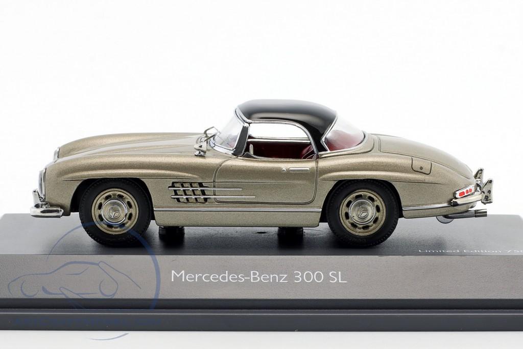 Mercedes-Benz 300 SL Hardtop champagner