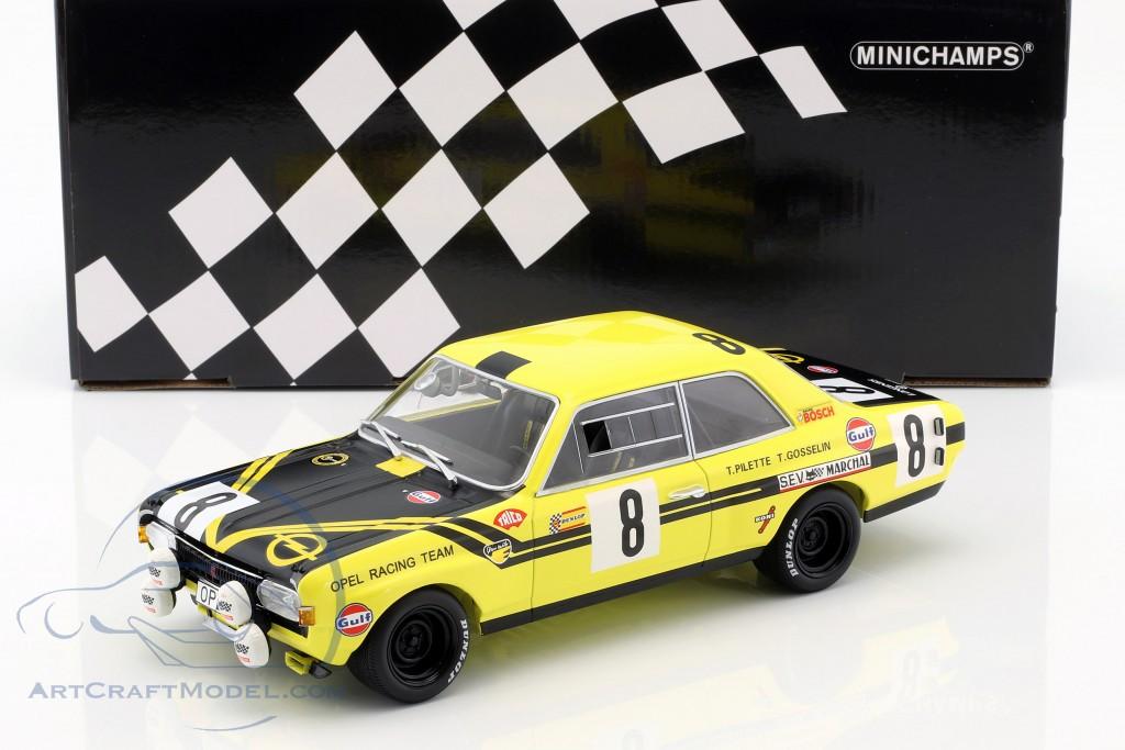 Minichamps 1:43 Opel Commodore 1970-Silver