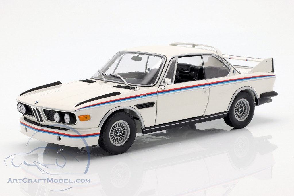 Bmw 3.0 Csl >> Bmw 3 0 Csl Year 1973 75 White 80432411550 Ean 80432411550