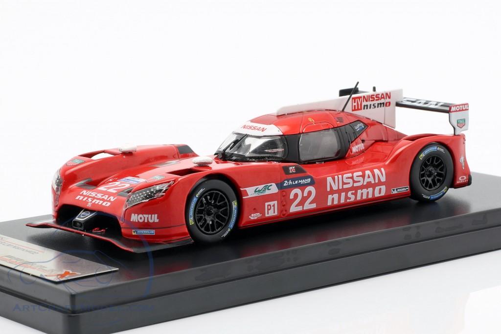 Nissan GT-R LM Nismo #22 24h LeMans 2015 Tincknell, Buncombe, Krumm