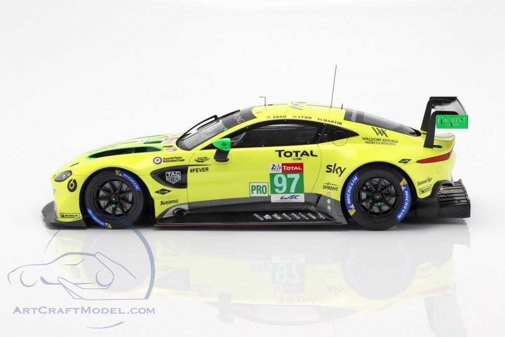 Aston Martin Vantage GTE #97 24h LeMans 2018 Lynn, Martin, Adam