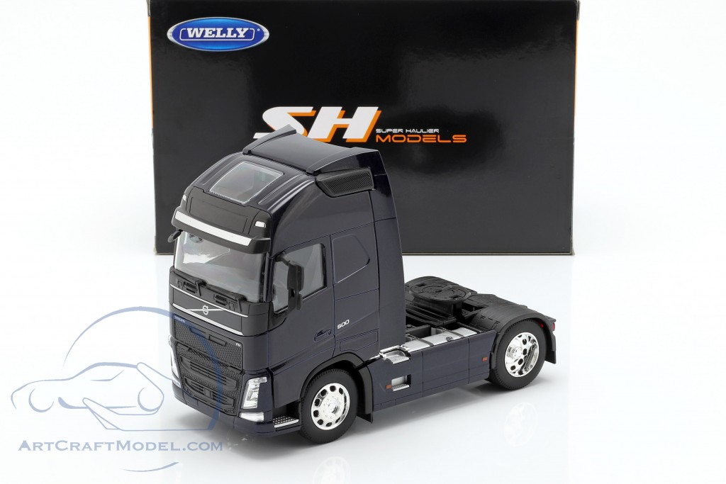 Volvo FH (4x2) Tractor year 2016 black