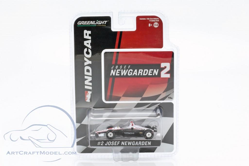Josef Newgarden Chevrolet #2 Indycar Series 2019 Team Penske